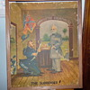 """1960's Comical Print """"Surrender Lee to Grant  At Appomattox Court"""