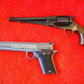 My Uncle's Handguns