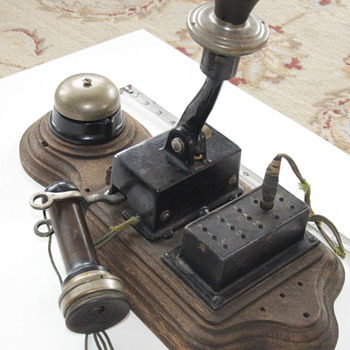 Stromberg-Carlson Telephone Mfg. Wall Intercom - Telephones