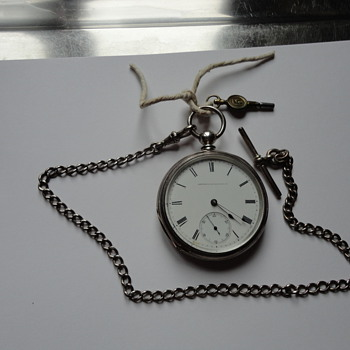 My Uncles grandfathers watch - Pocket Watches