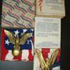 World War Two US American Flags MIB