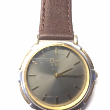 Trying to identify Dad's watch - Wristwatches