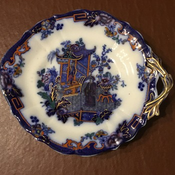 Chinese (?) Plate - Asian