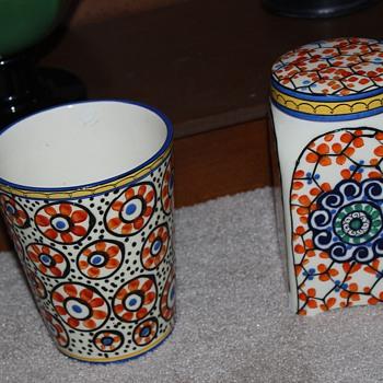More Pinwheel UrbachPottery - Pottery