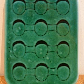 UPPSALA-EKEBY PLATE by ALT - Pottery