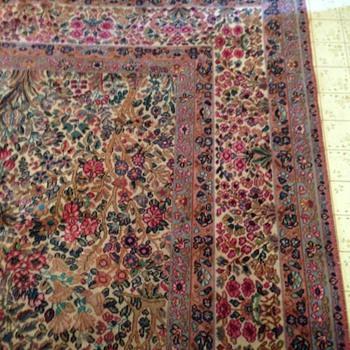 Lanamar by Karastan 9' by 12' rug, circa 1940's - Rugs and Textiles
