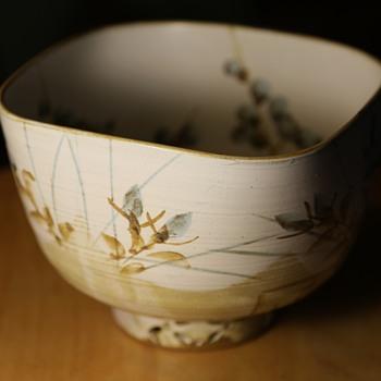 Large Japanese [?] Bowl