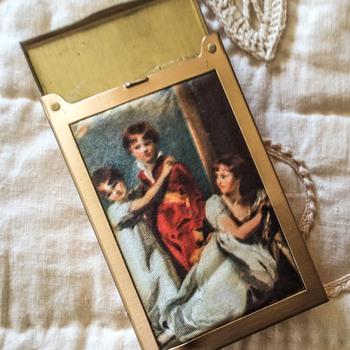 Vintage Cigarette Case? - Tobacciana