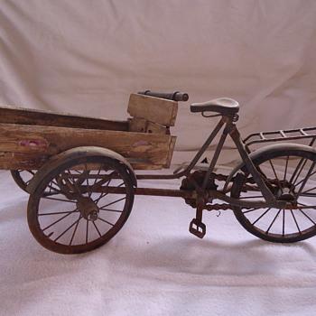 My Little Trike?