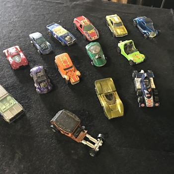 Hot wheels lot  - Model Cars