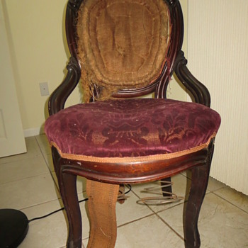 Victorian chair? - Furniture