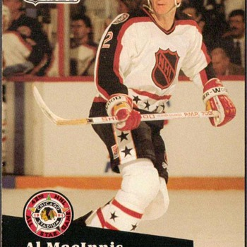 1991 - Hockey Cards (Calgary Flames) - Hockey