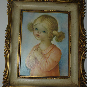 Vintage Children Framed Prints - Posters and Prints