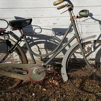 Barn Find Bianchi Bicycle - Sporting Goods