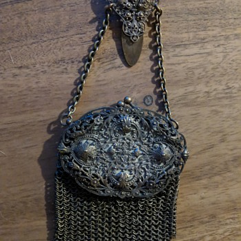 Anyone know where this chateline purse is from? - Accessories