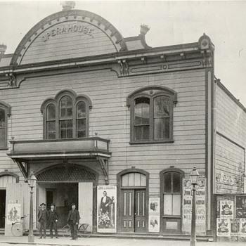 Opera House - Photographs