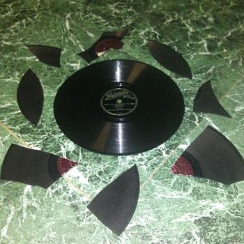Jon And Sondra Steele...On 78 RPM Shellac - Records