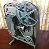 Revere 777 8mm movie projector