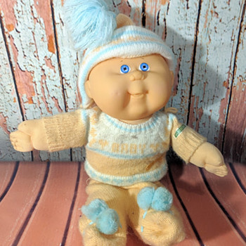 Baby Cabbage Patch Doll - Dolls