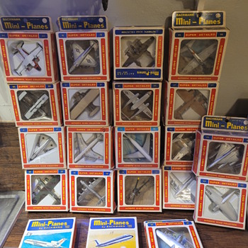 Bachmann mini planes  - Toys