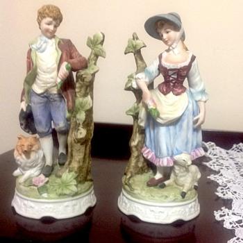 Shepherd figurines - Figurines