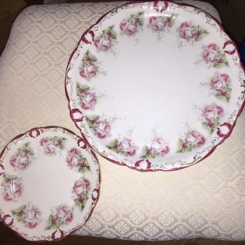 Pretty Antique dishes - China and Dinnerware