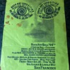 Flyers for the Fillmore, Rock Art Fest, The Who, Eric Clapton...