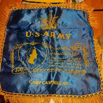 CAMP/FT. CAMPBELL MEMORABILIA - Military and Wartime