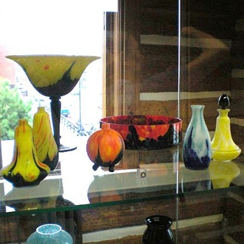 2019 Promise: Increase The A. Ruckl & Sons Czech Glass Knowledge  - Art Glass