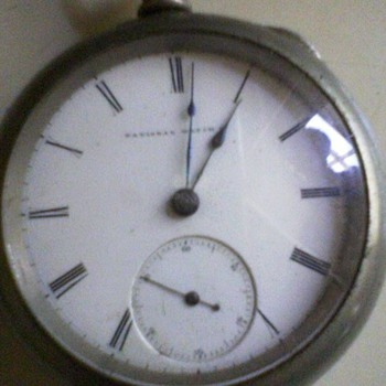 1864-1874 National watch Company - Pocket Watches
