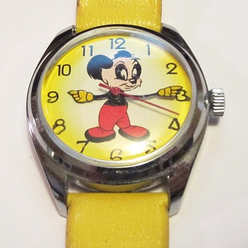 UnAuthorized Andy Panda Wrist Watch - Wristwatches