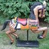 Carousel Horse (wooden)