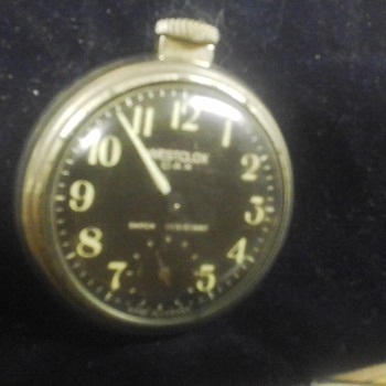 Westclox Pocket Watch  - Pocket Watches