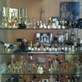 Perfumes are my Passion - Bottles