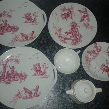 unknown French China - China and Dinnerware