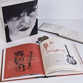 Stuart Sutcliffe book from Genesis -1996 - Music Memorabilia