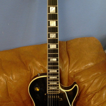 Gibson Les Paul Custom, 1957