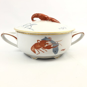 Rosenthal Lobster Tableware - China and Dinnerware