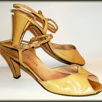 1980's - Ladies * BRUNO MAGLI * Shoes - Shoes