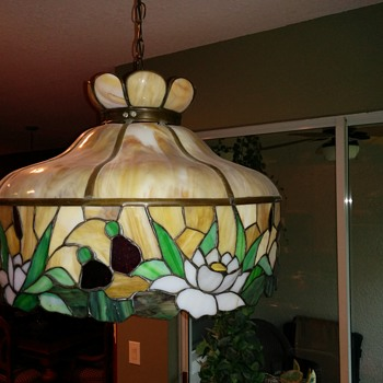 Stained glass lighting - Lamps