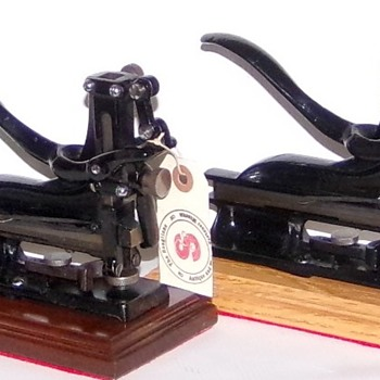 Antique Stapler - Office