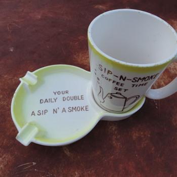 'Sip-N-Smoke' Coffee Time Set - Kitchen