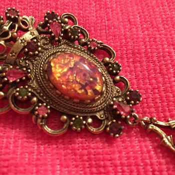 Coventry Brooch  - Costume Jewelry