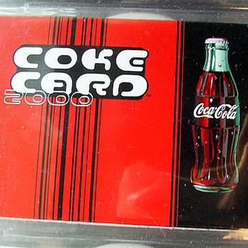 Coke Cards - 2000 & 2001 - Coca-Cola