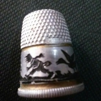 Thimble Unknown Maker
