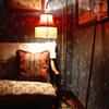 Antique Counterbalance Floor Lamp