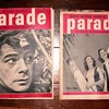 WWII Sunday Parade Magazine