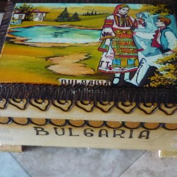 Bulgarian Box - Furniture