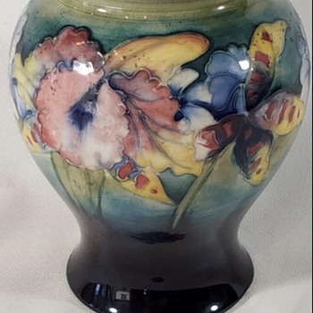 Moorcroft vase - my first purchase  - Pottery