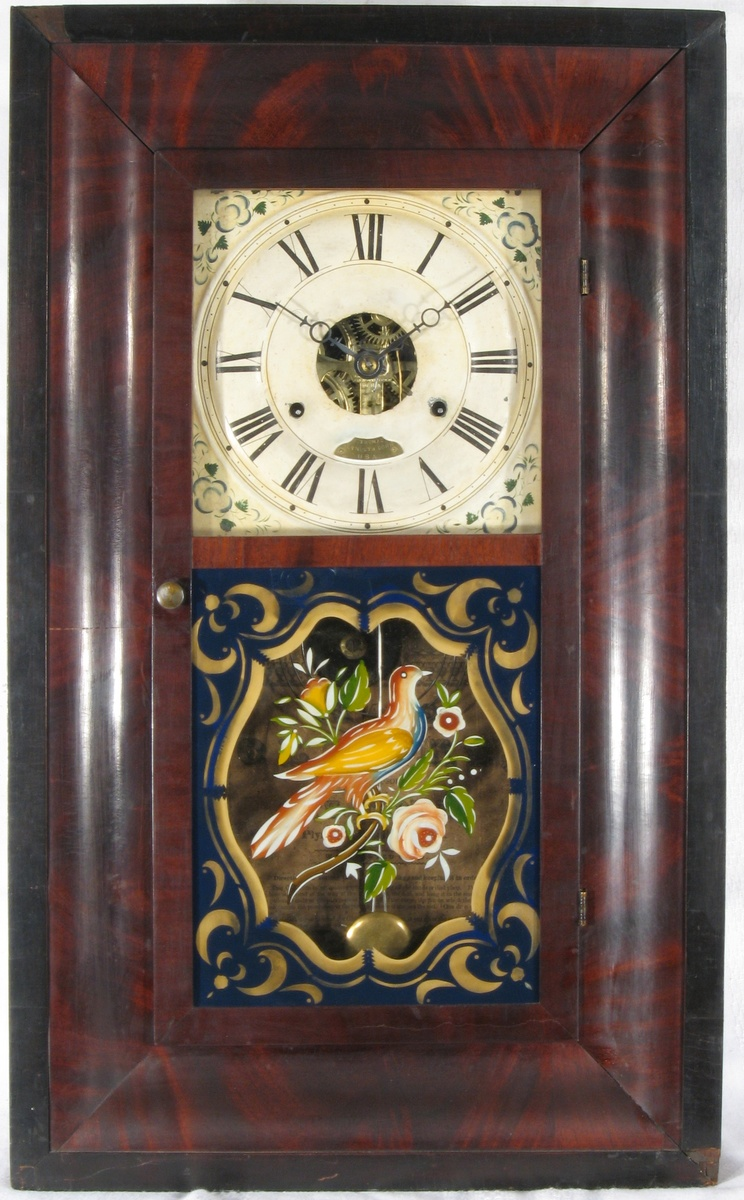 Seth Thomas 30 Hour Ogee Clock Ca 1845 Collectors Weekly